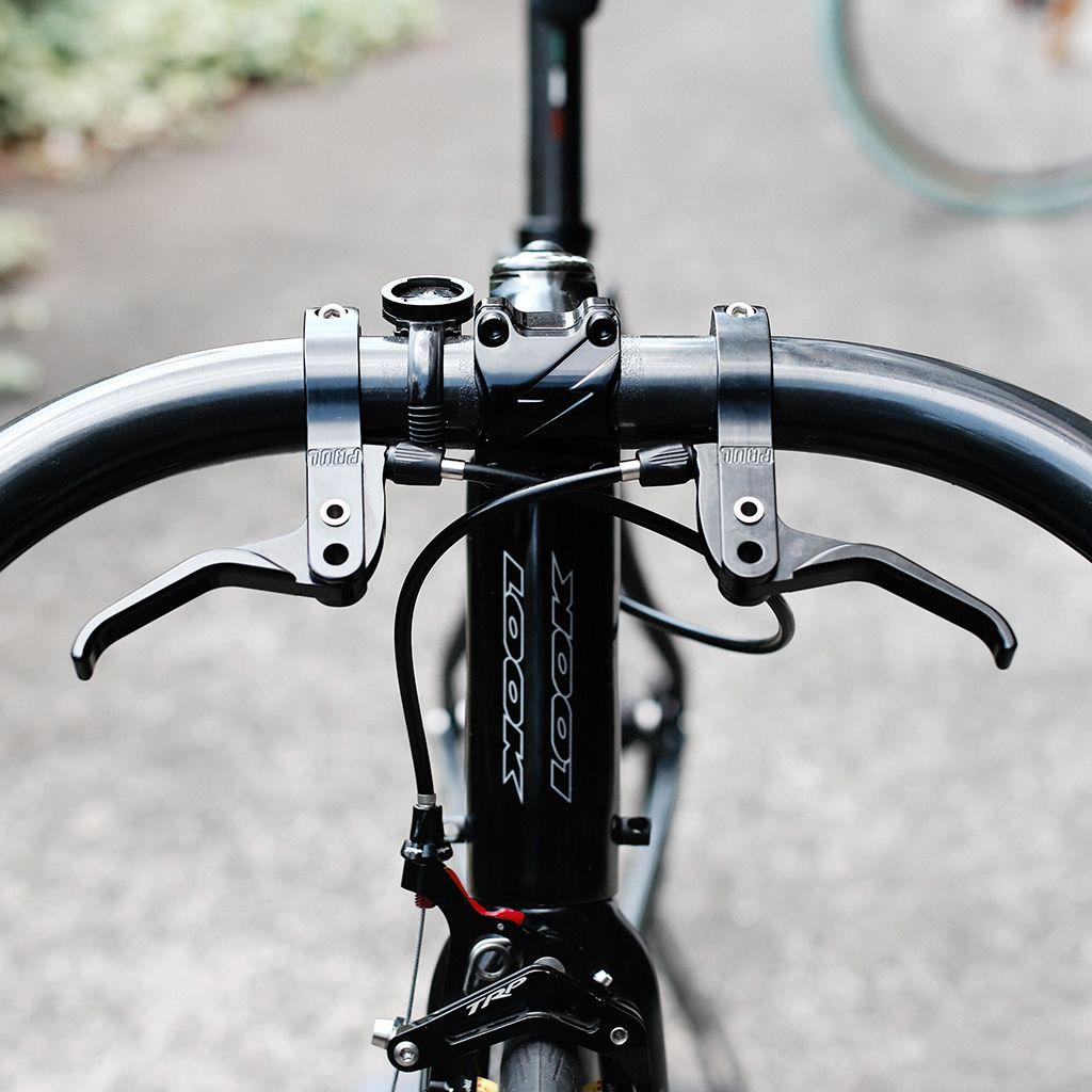 Bike Racing Bicycle Handle Bar Brake Levers Handles Road MTB Cycling Parts