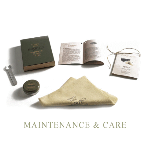MAINTENANCE&CARE