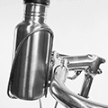 VO Handlebar to Bottle Cage Mountの取り付け例