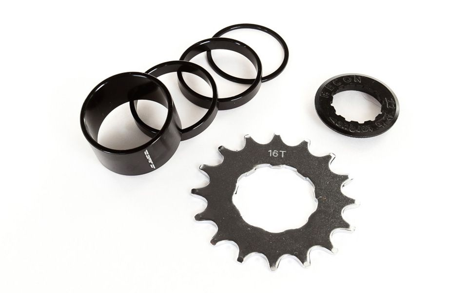 DMRのSingle Speed Spacer Kit(シングルスピードスペーサーキット)