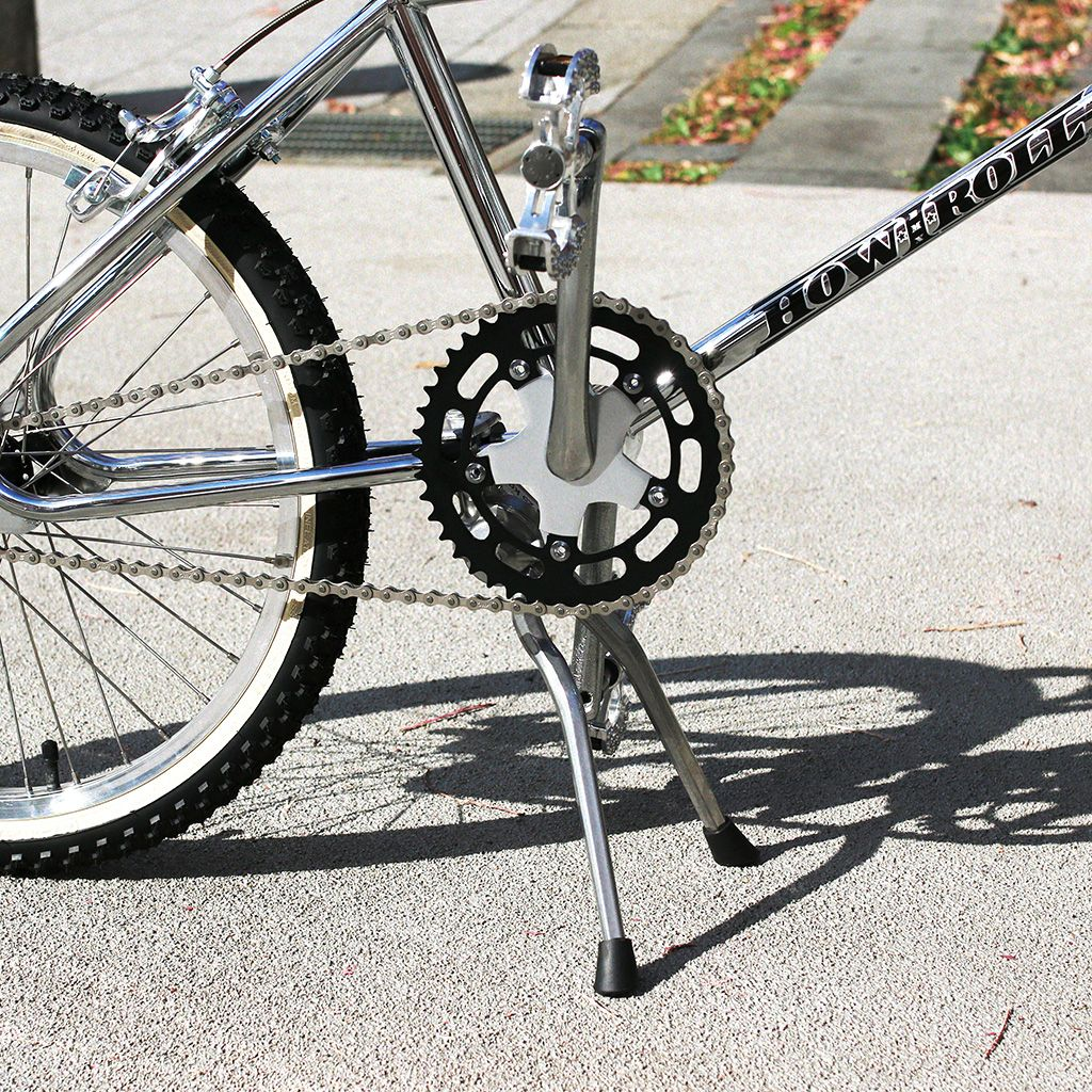 235ccc2f39113d 安定感バツグンのESGE(エスゲ)ダブルレッグスタンド - 自転車通販ハックル