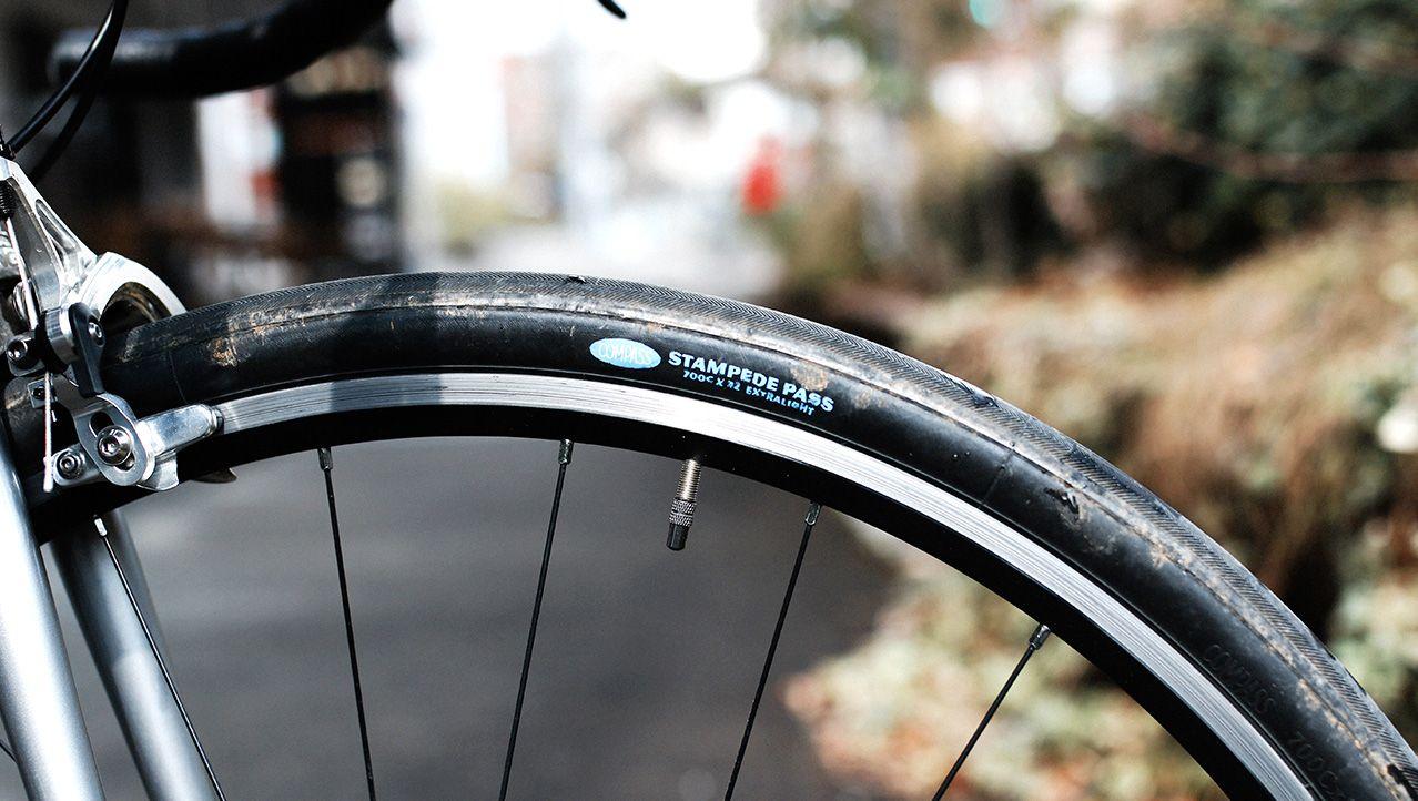 自転車の 自転車 タイヤ 規格 wo : ... 大きく変えるのがタイヤの特徴